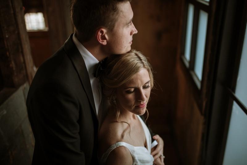 Brooklyn Wedding at the Greenpoint Loft