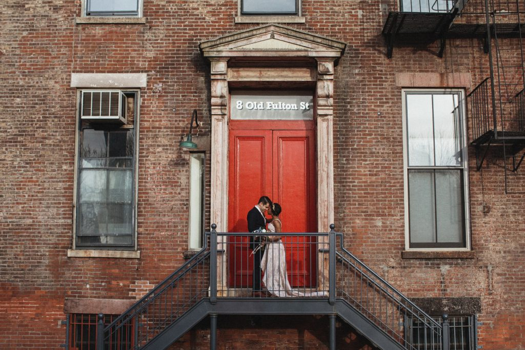 Brooklyn NYC Wedding Photo Session in DUMBO