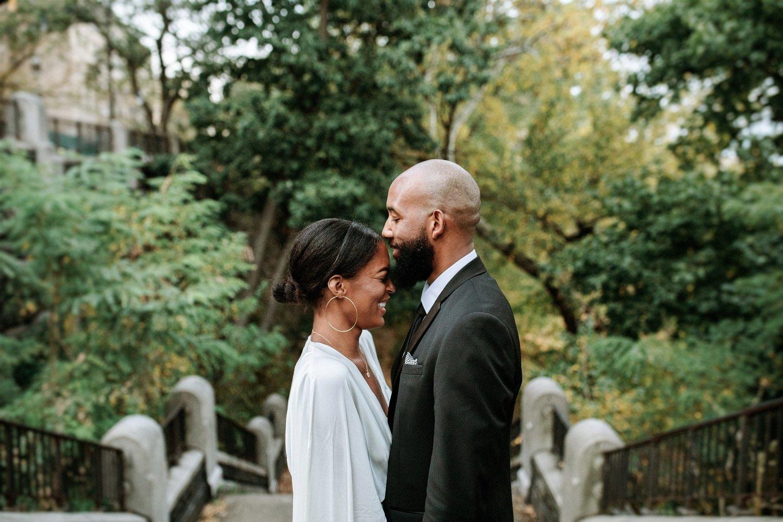 Harlem New York Post-Wedding