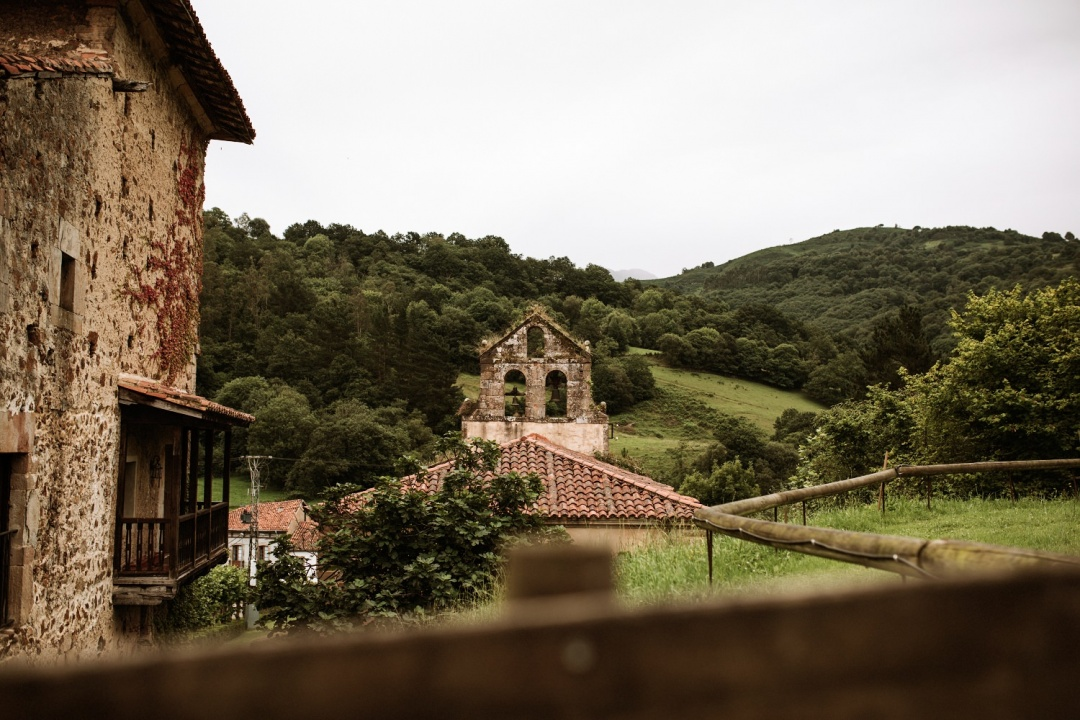 An antique wedding venue in the heart of Asturias Spain