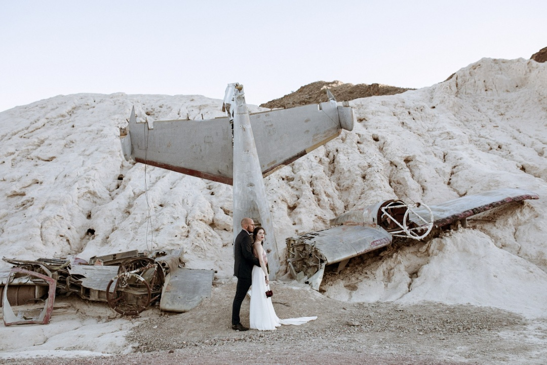 Las Vegas Desert Wedding Inspiration
