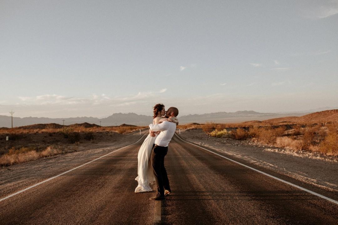Las Vegas Desert Wedding Inspiration