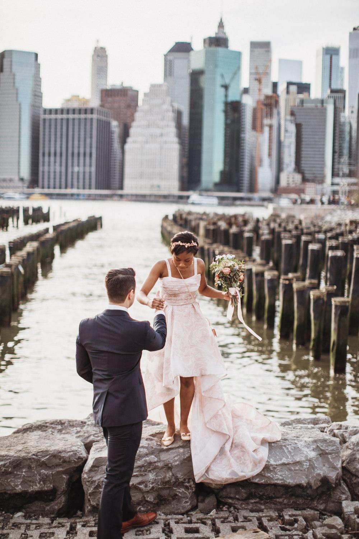 Brooklyn Wedding Photos DUMBO jose melgarejo 5