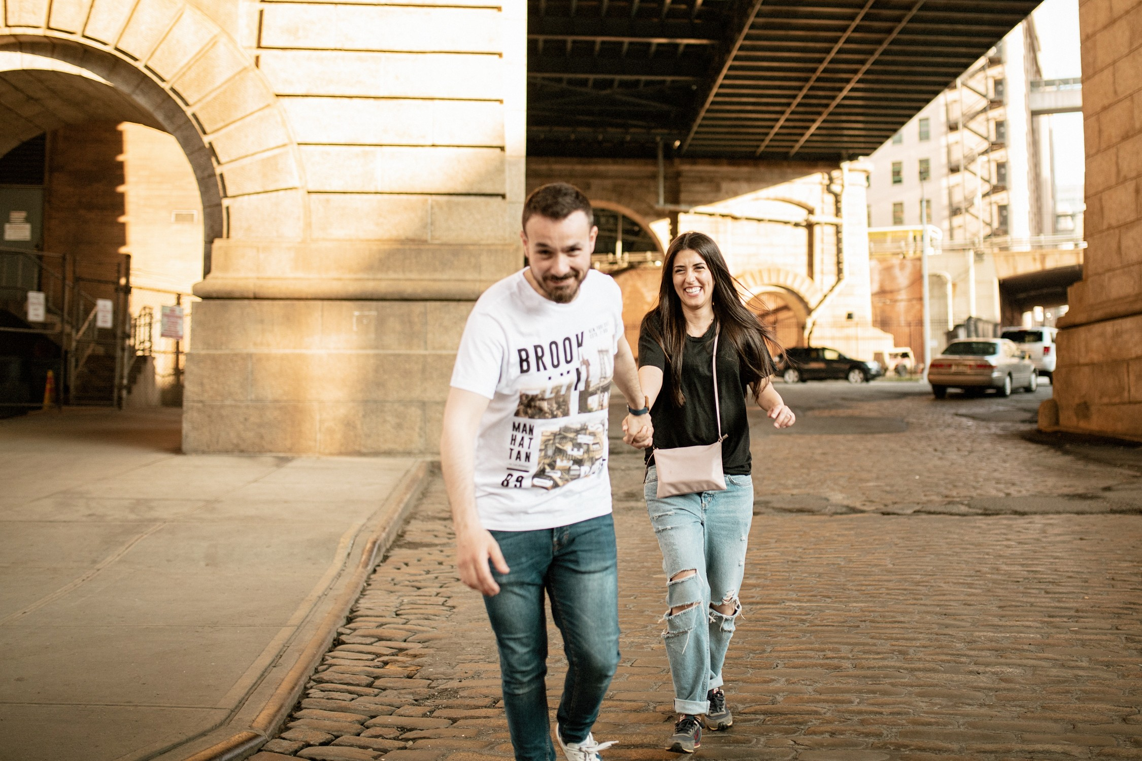 DUMBO Engagement Photos Brooklyn NYC Jose Melgarejo 14