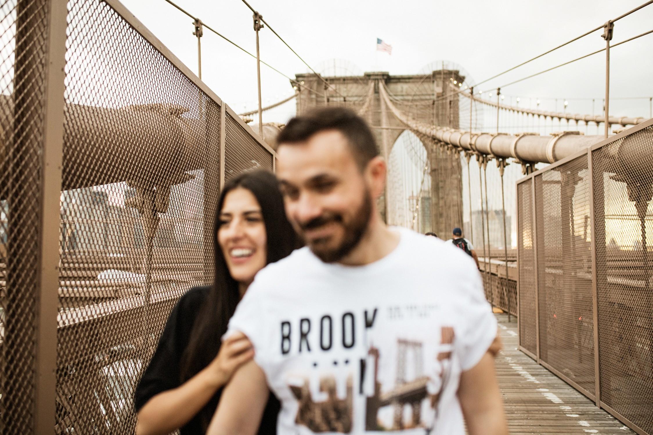 DUMBO Engagement Photos Brooklyn NYC Jose Melgarejo 25