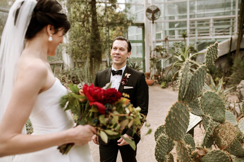 brooklyn botanic garden wedding jose melgarejo 10
