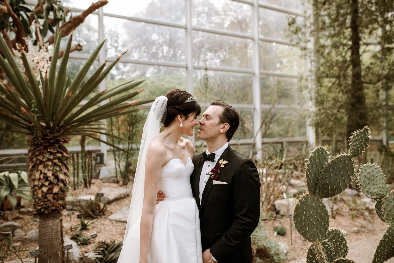 brooklyn botanic garden wedding jose melgarejo 11