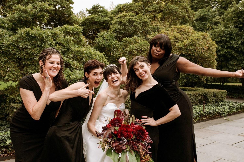 brooklyn botanic garden wedding jose melgarejo 15