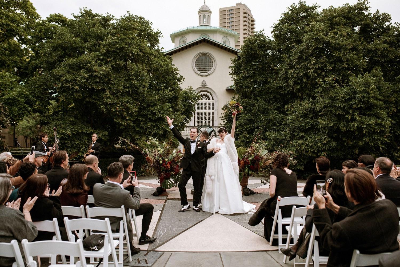 brooklyn botanic garden wedding jose melgarejo 33