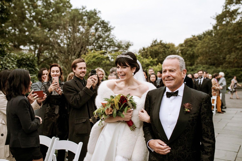 brooklyn botanic garden wedding jose melgarejo 57