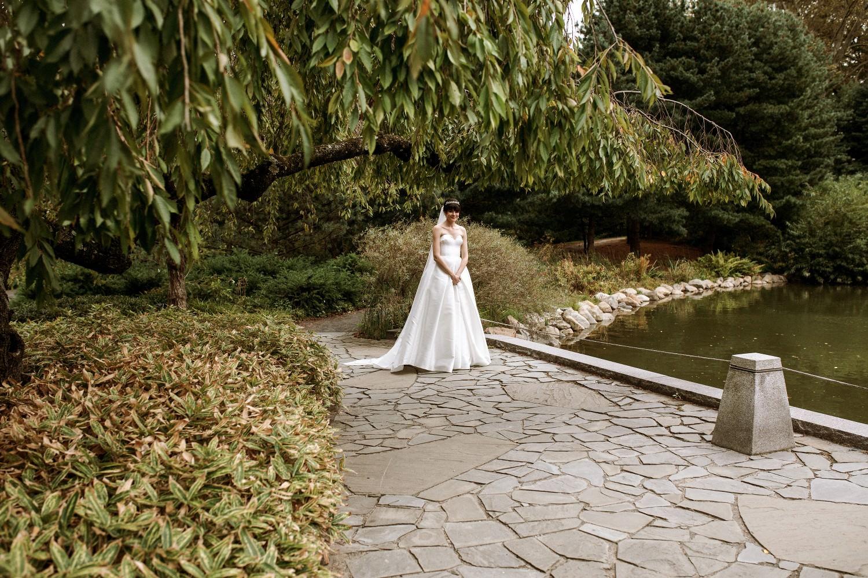 brooklyn botanic garden wedding jose melgarejo 6