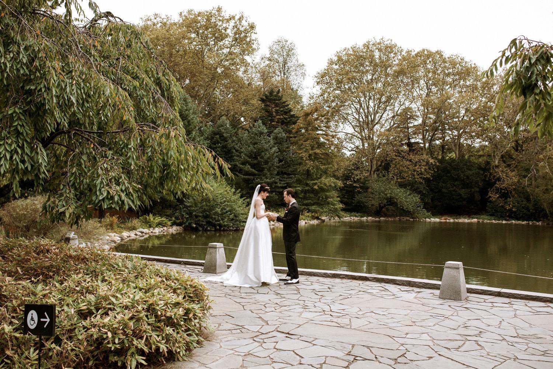 brooklyn botanic garden wedding jose melgarejo 8