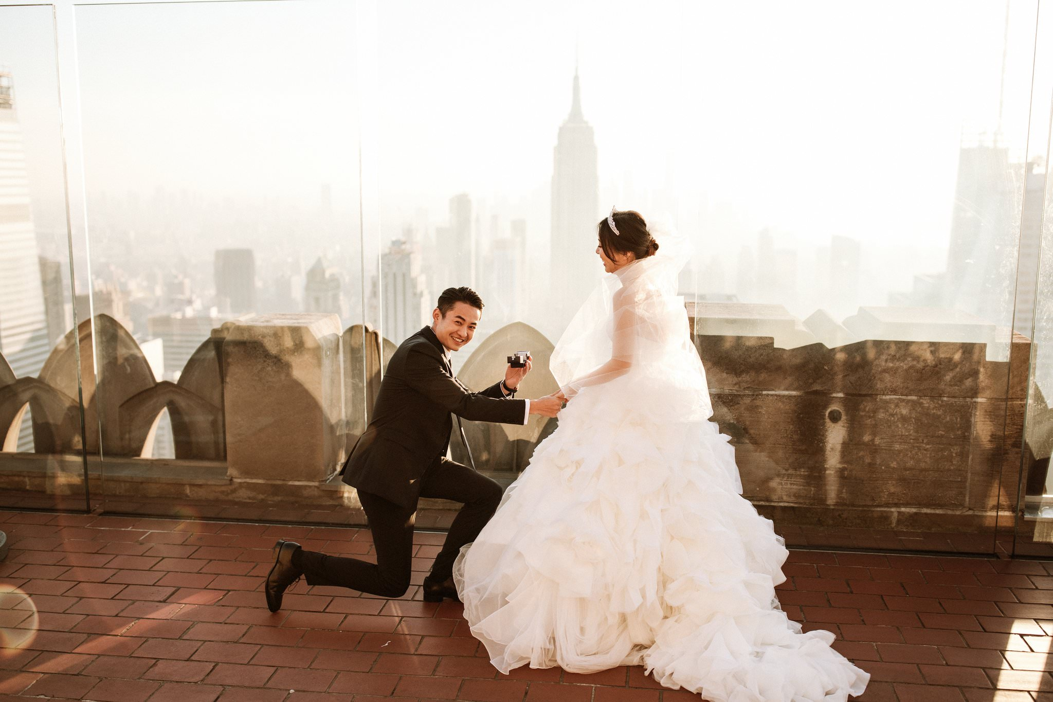 Pre Wedding Photography in New York City
